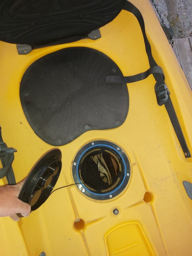 cambio o vendo Kayak !