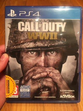 Se vende Call of Duty WWII