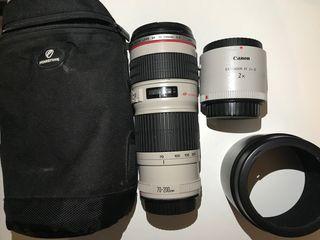 Canon 70 - 200 1:40 L