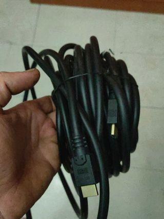 cable HDMI 15 metros ethernet, nuevo