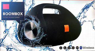 Altavoz grande Bluetooth de agua