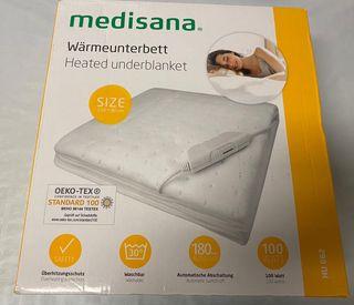 Calienta camas MEDISANA 150* 80 cm NUEVO