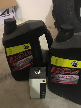 Aceite BRP Can-Am Original 4,5 LITROS