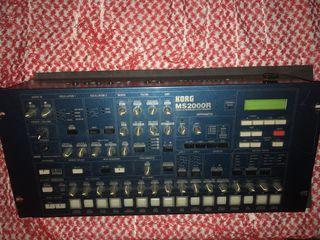 sintetizador korg ms2000r