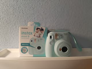 Pack camara Fujifilm Instax Mini 9