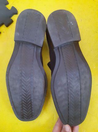 zapatos hombre cuero 6euros urge