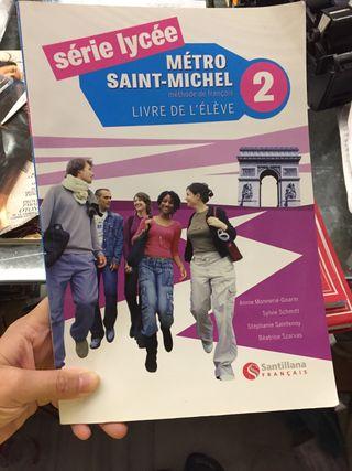 Libro Santillana Francés