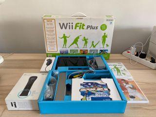 Wii sports resort pack + wii fit + wii MotionPlus