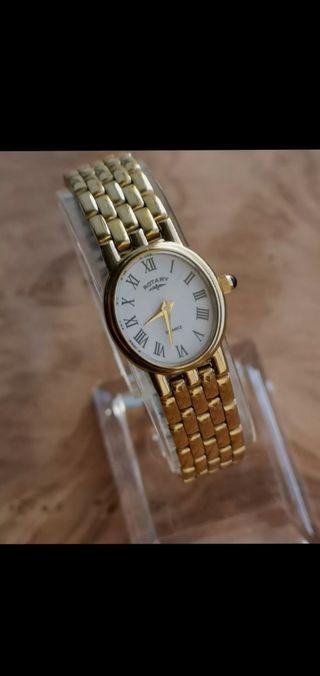 Reloj de oro mujer de segunda mano en Madrid en WALLAPOP