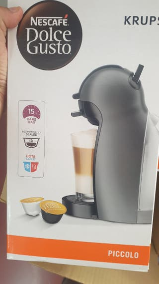 Cafeteras Dolce Gusto Krups Piccolo