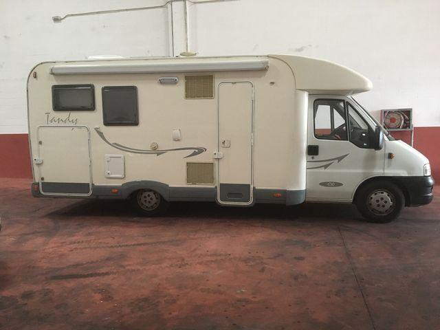 Mclouis Tandy 670g Plus De Segunda Mano Por 29 000 En A Coruña En Wallapop