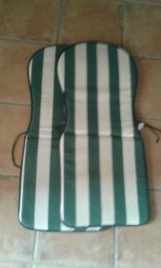 colchonetas sillas