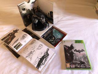 Batman Arkham City Ed.Coleccionista Xbox 360