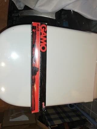 Mira telescópica Gamo. Muy antigua