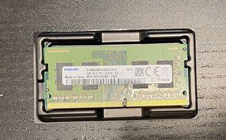 Memoria SoDimm DDR4 - 4 GB - PC4-3200AA