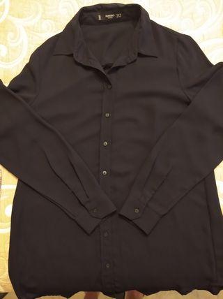 lote de dos camisas de mango XS