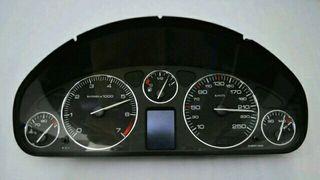 Reparación de cuadro Peugeot 407