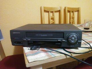 Reproductor de cintas de video.