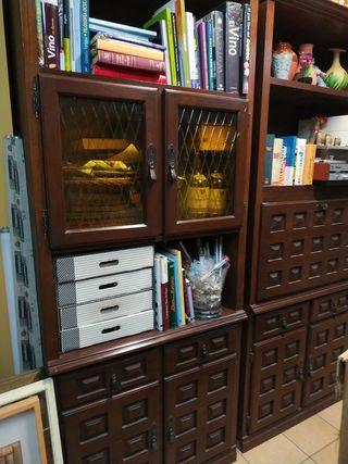 Mueble modular madera