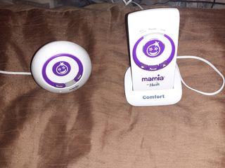 mamia hush baby monitor system