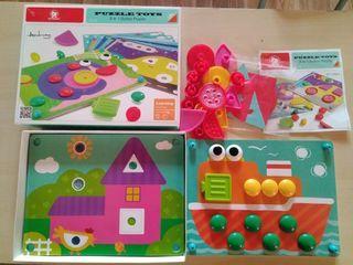 puzzle Nene Toys Top Bright