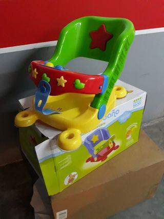silla de baño bebés