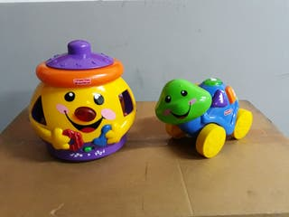 juguetes infantiles luz y sonido