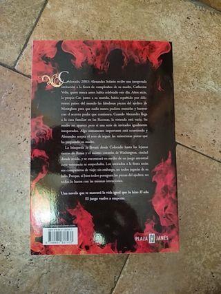 libro: El Fuego