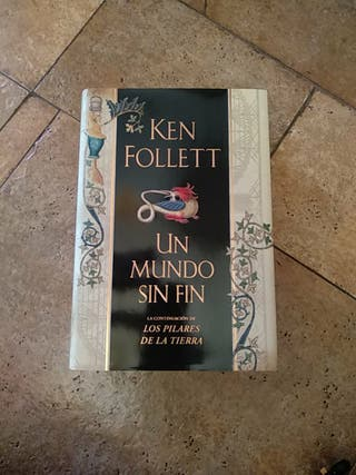 libro: Un mundo sin fin