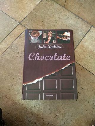 libro: Chocolate