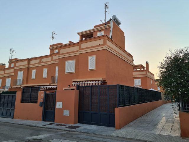 Chalet con solarium (Benajarafe, Málaga)