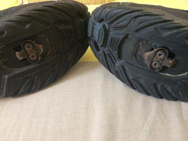 Zapatillas deportivas bicicleta spinng