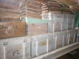 Vendo cajas de colmenas
