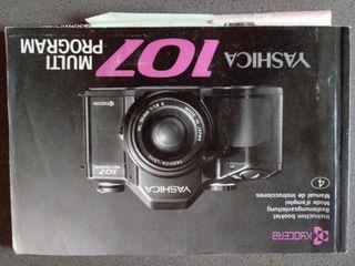 cámara de foto YASHICA107 MULTI PROGRAM