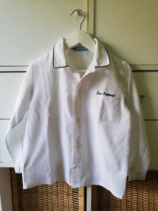 Uniforme San Patricio. Camisas T. 6