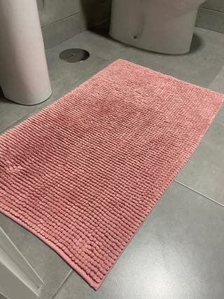 alfombras redondas de baño ikea