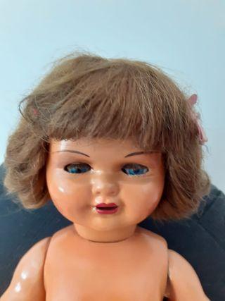 Muñeca Gisela años 40