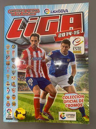 Album Liga Este 2014-2015