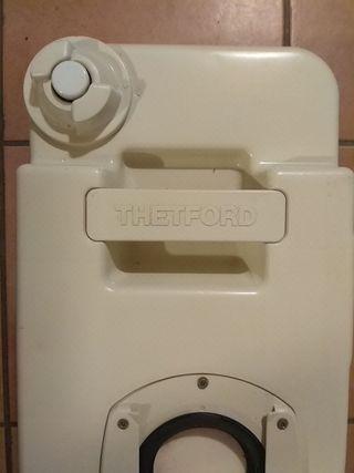 REBAJAS Cassette wc quimico Thetford