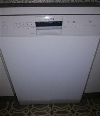 lavavajillas Siemens clase A