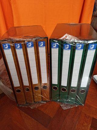 Conjunto archivadores