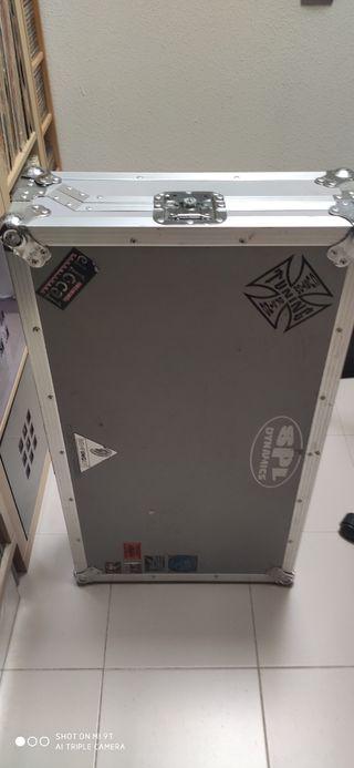 Flycase o Caja de aluminio equipo Pioneer