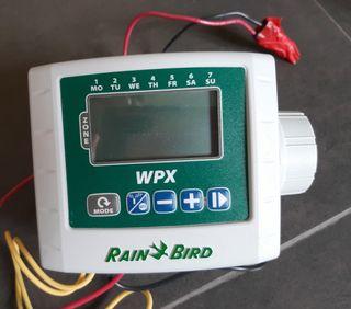 Programador WPX1 Rain Bird riego jardín.