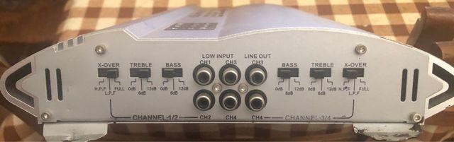 Amplificador Silversonic 2200