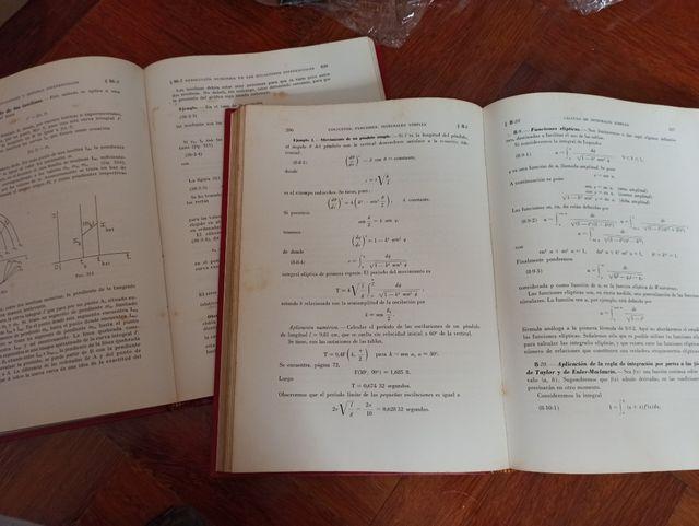Curso de matemáticas Tomos I y II