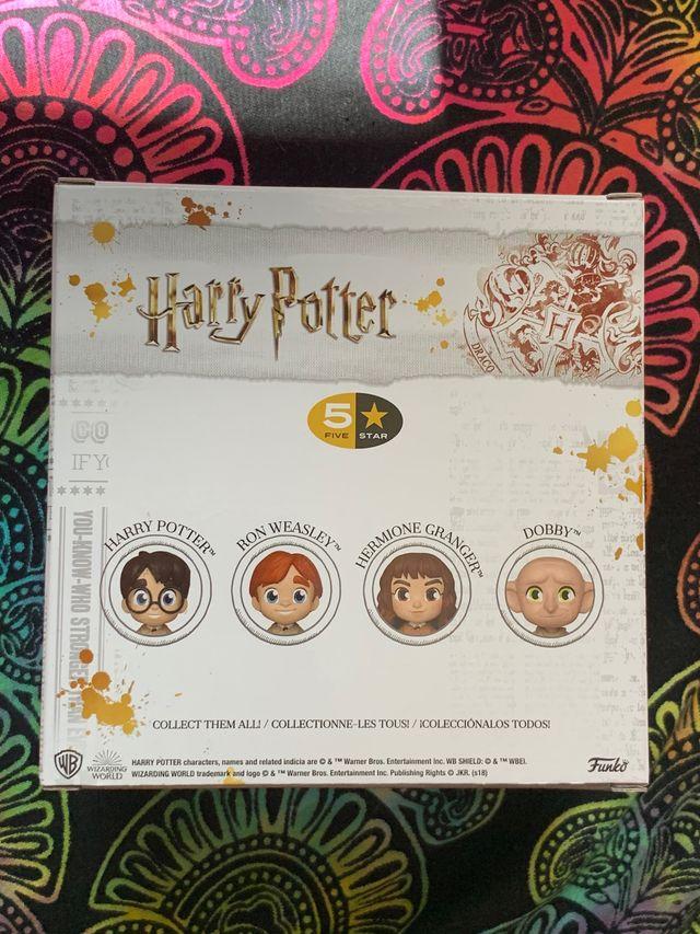 Figura Funko 5 Star Harry Potter mandragora