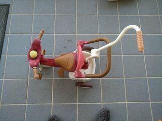 Vendo triciclo pedales
