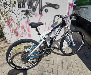 Bicicleta Btwin Rockrider 740S