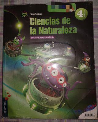 Ciencias de la Naturaleza. 4 primaria