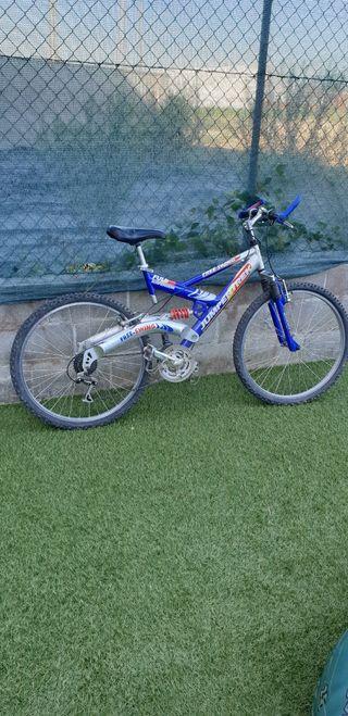 Bicicleta trail